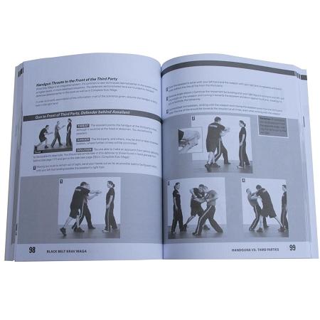 krav maga book
