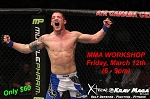 MMA Workshop w\ UFC Vet Jake Hecht