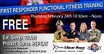 First Responder Functional Fitness Training