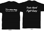Xtreme Krav Maga - Train Hard - Fight Easy Shirt