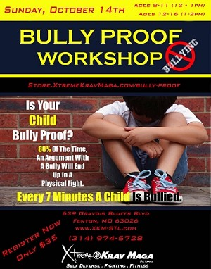 Anti-Bullying Workshop - Bully Proof Your Kids