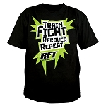 Revgear - Youth Fight. Train. Recover - Shirt