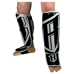 Revgear Professional Leather Shin Guard