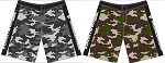 Krav Maga Fight MMA Shorts - Krav Maga Worldwide - Camo