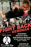 Women's Self Defense Seminar-Chesterfield