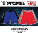 Krav Maga Fight MMA Shorts - XKM
